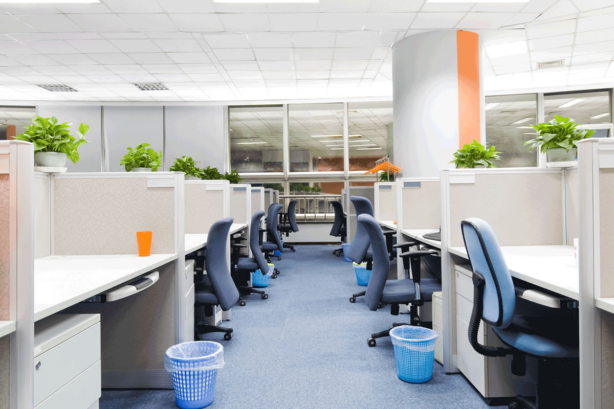 Advantages of a Clean Office Building