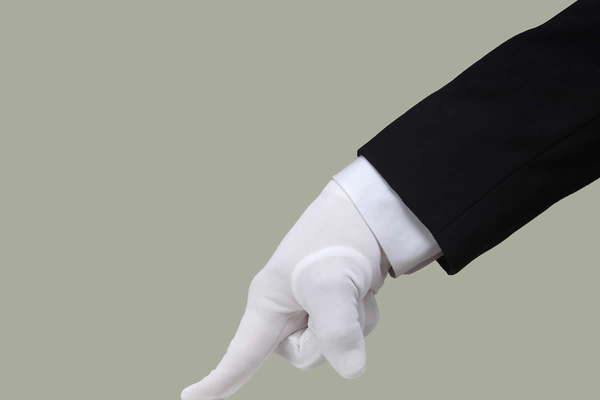Give Your Office a White Glove Test