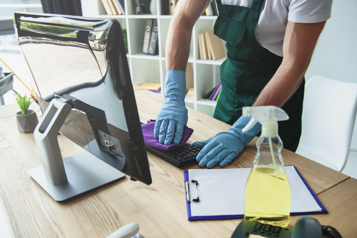 Why You Need to Hire Professional Office Cleaners