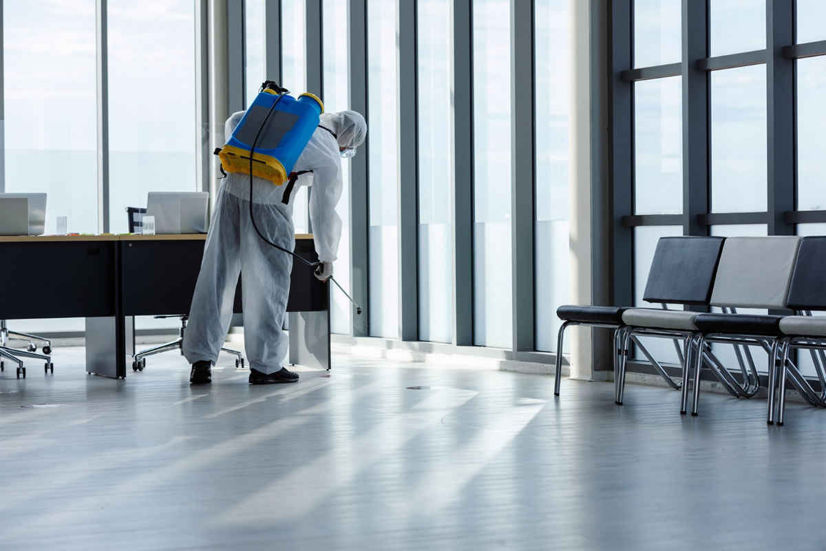 Eight Disinfecting and Cleaning Practices Employers Should Follow