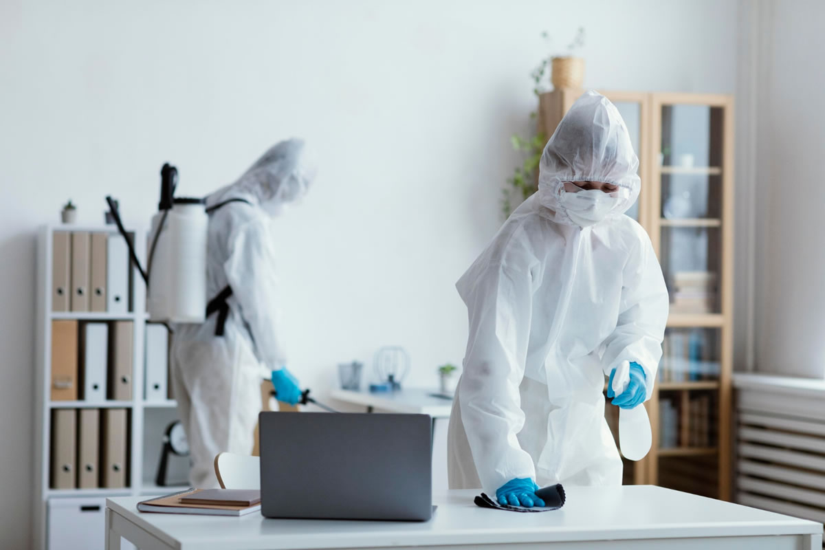 Eight Ways Cleaning Practices Have Changed Because of the Pandemic