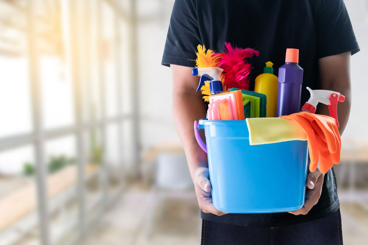 Nine Cleaning Tips from a Professional Cleaning Service